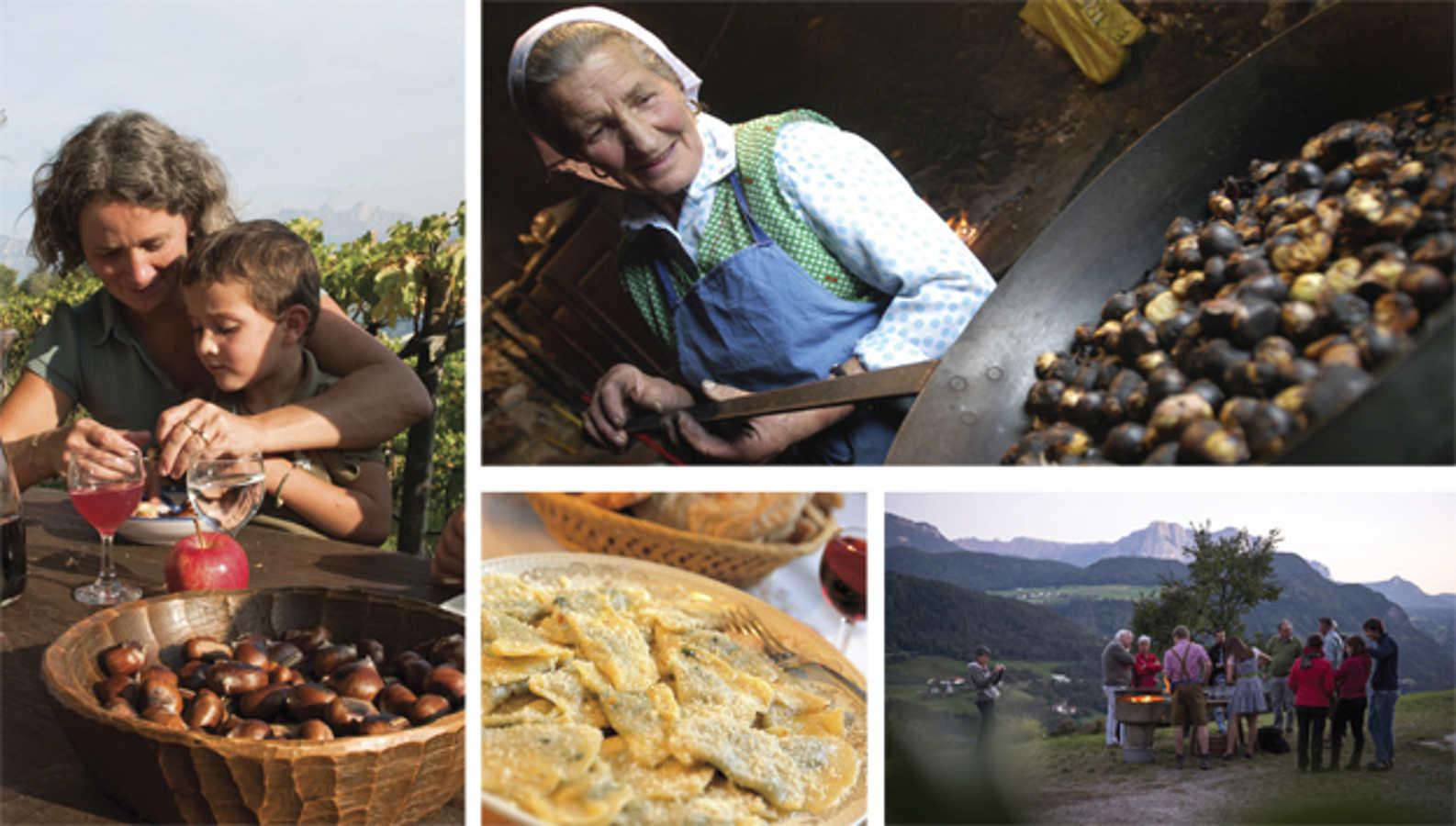 Torna il Törggelen, la festa d'autunno altoatesina