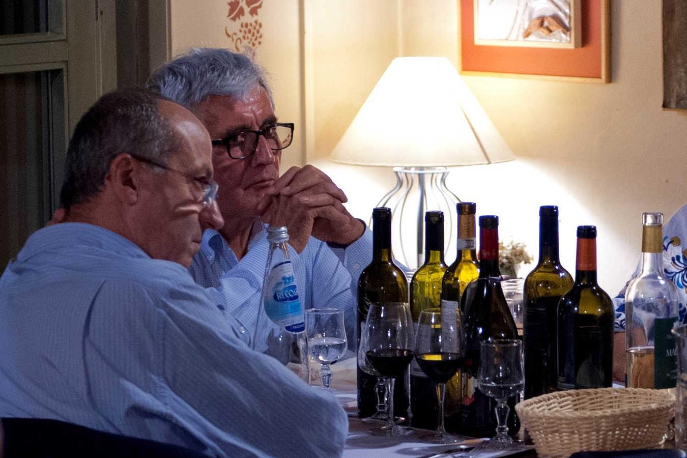 """A cena con  i migliori """"Vini del Tribuno"""""""