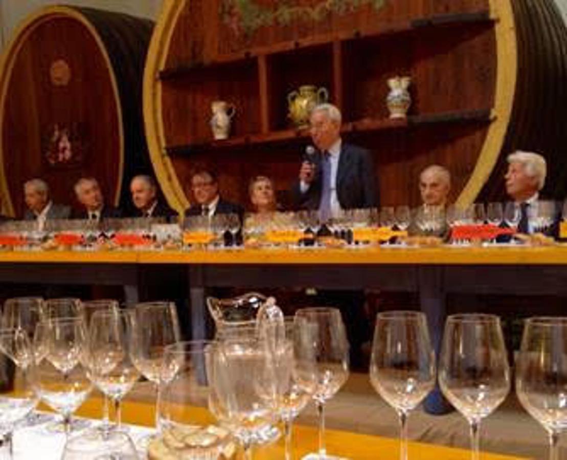 I Cavalieri del Lavoro del Vino a Donnafugata
