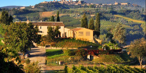 Agriturismo, un italiano su due desidera vivere fuori città
