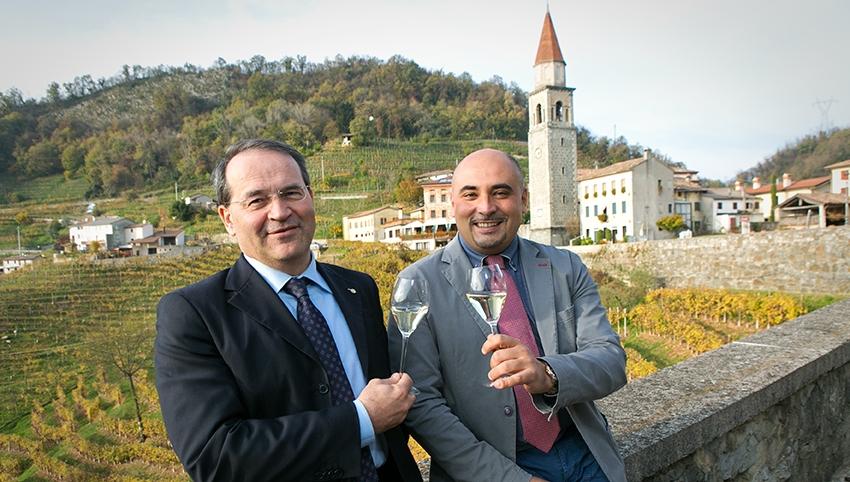 Proclamata la Città del Vino europea 2016