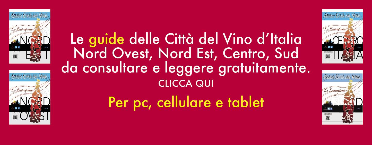 On line le Guide alle Città del Vino d'Italia