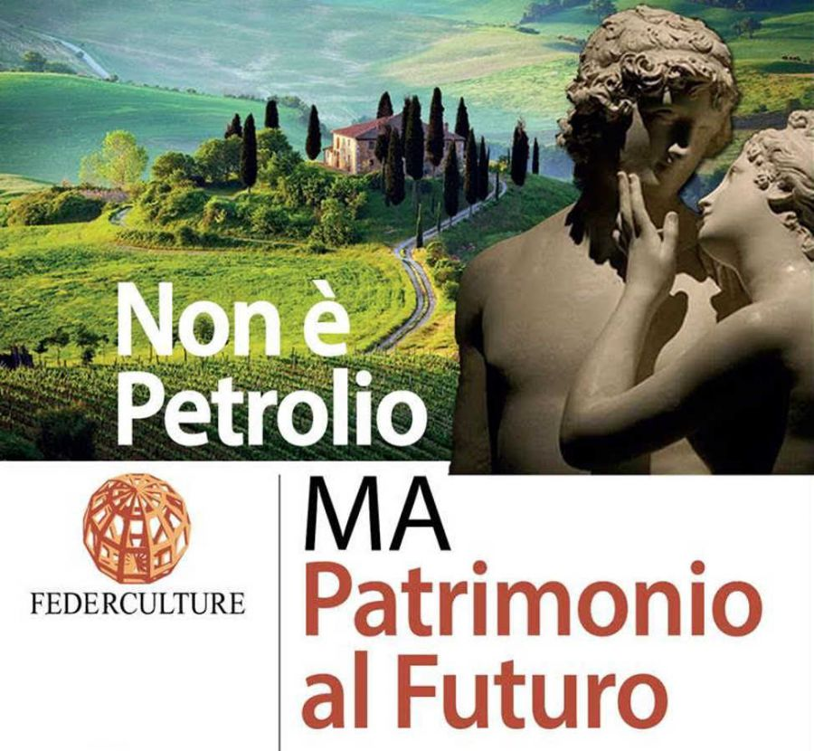 Non è petrolio ma Patrimonio al Futuro