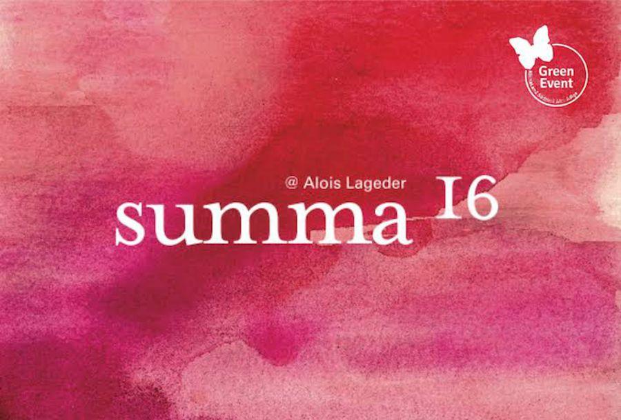 SUMMA16 a Magrè