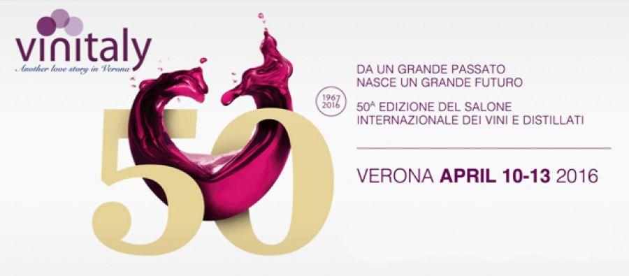 Vinitaly, 50anni di promozione del vino italiano nel mondo