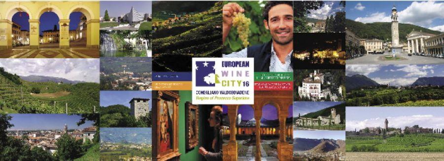 L'Europa del Vino s'incontra nelle terre del Prosecco Superiore Docg Conegliano Valdobbiadene