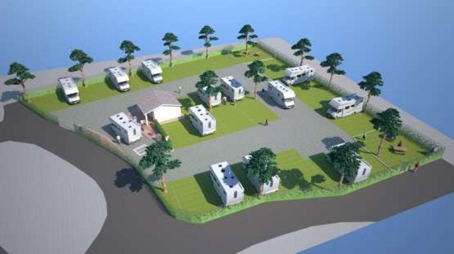 Un premio al Comune che progetta area attrezzata per sosta camper