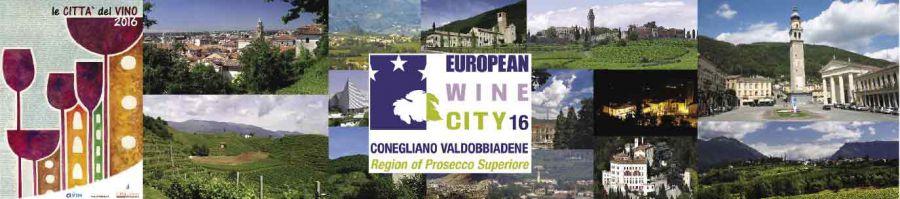 Conegliano-Valdobbiadene, le terre del Prosecco Superiore Docg Città Europea del Vino 2016