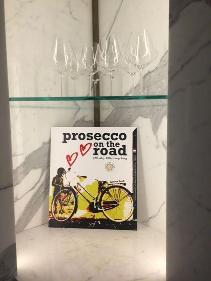 """Prosecco on the road"", in viaggio da Hong Kong a Yantai..."