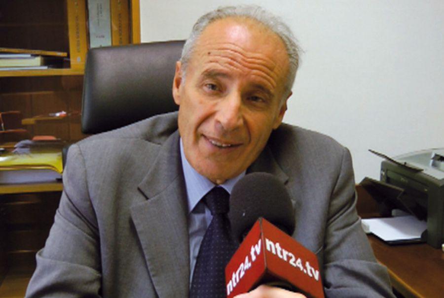 Vino e creatività: l'intervento del Presidente delle Città del Vino Pietro Iadanza al Vinitaly