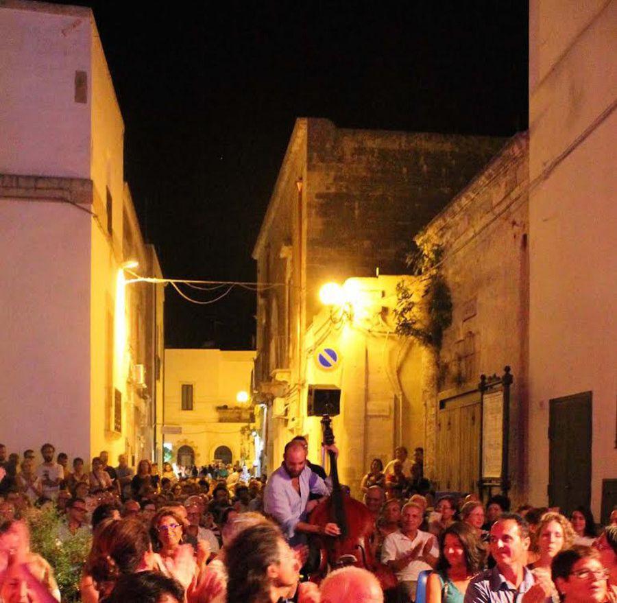 Primitivo Jazz Festival, il buon vino si sposa con artisti di talento
