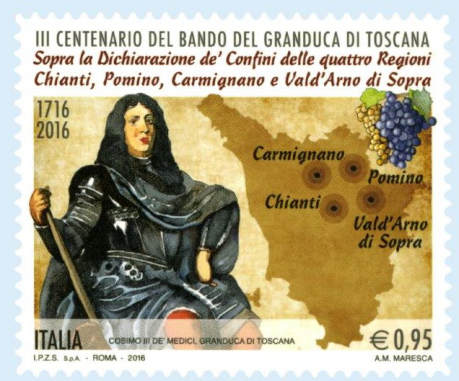 Francobollo celebra la... doc di Cosio de' Medici