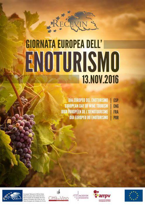 La Rete Europea delle Città del Vino promuove la Giornata Europea dell´Enoturismo