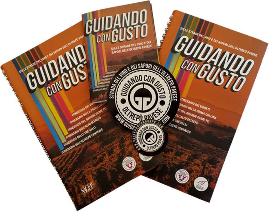 GUIDANDO CON GUSTO,  la prima