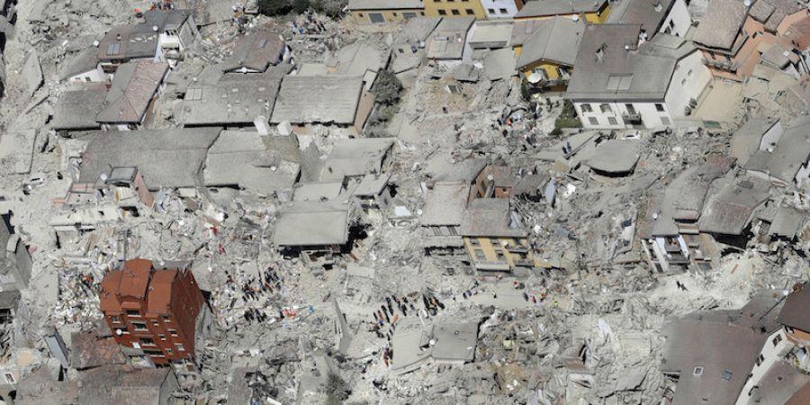 Terremoto, Mipaaf: azioni per le imprese agricole e agroalimentari