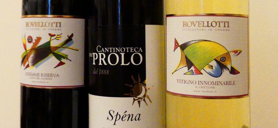 Calice d'Oro dell'Alto Piemonte, i vini premiati