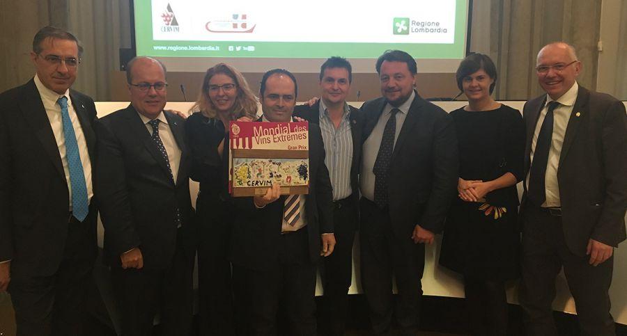 CERVIM, premiati i vini del Mondial des Vins Extrêmes