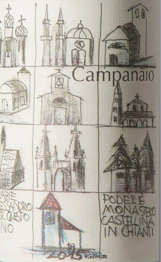 Etichette d'autore per  Podere Monastero