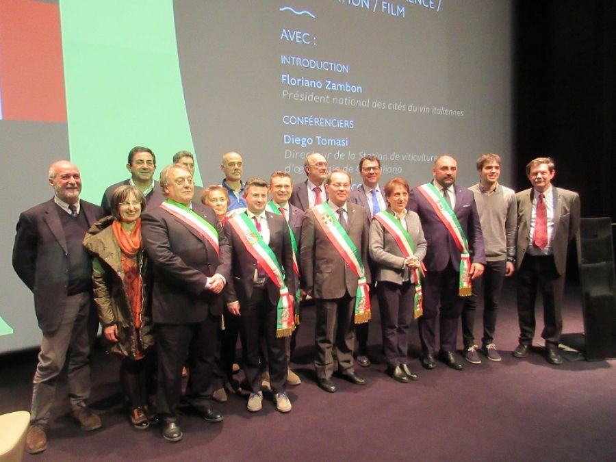 Da Conegliano Valdobbiadene a Bordeaux, ricercatori e docenti a lezione di ecosostenibilità