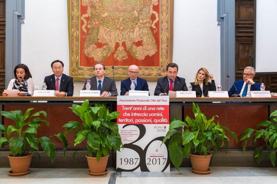 Città del Vino festeggia 30 anni e l'Italia delle cose buone e belle