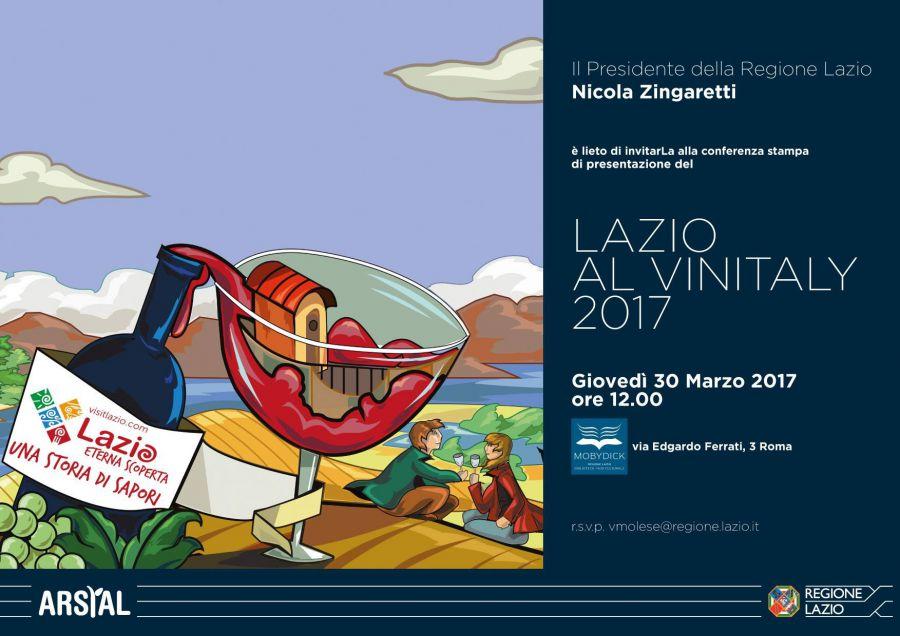 Lazio al Vinitaly 2017