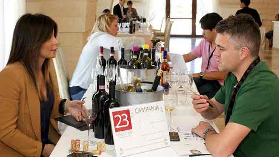 Sud del vino protagonista tra Puglia e Campania