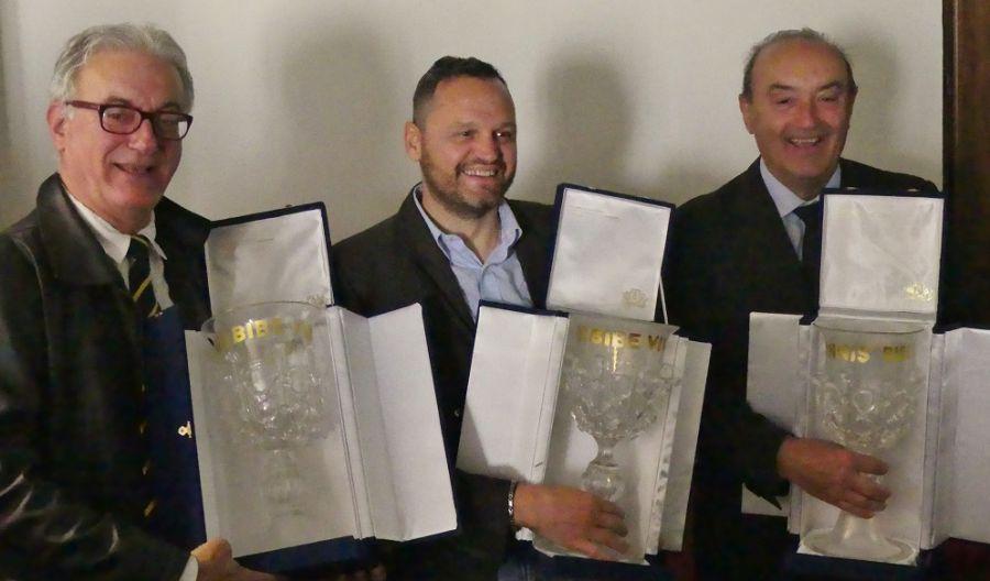 Calice d'Oro dell'Alto Piemonte, consegnati i premi