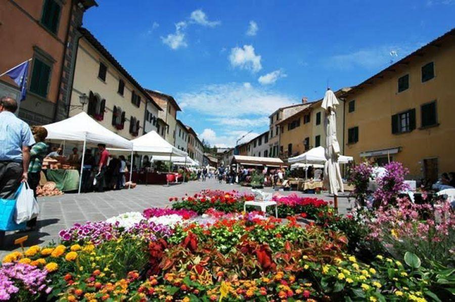 Trekking e fiori nel cuore del Chianti storico