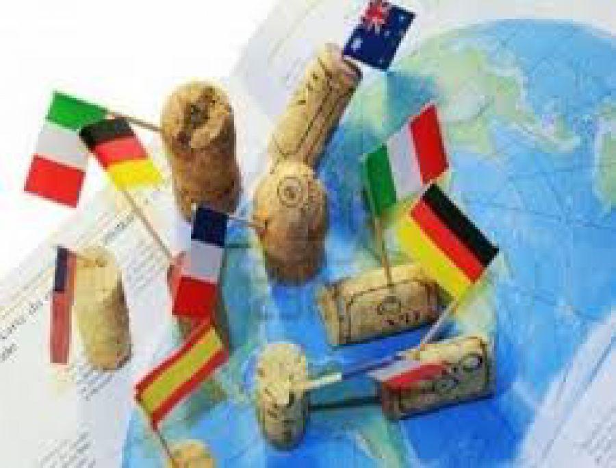 Export vino: Italia poco brillante, serve ripartenza