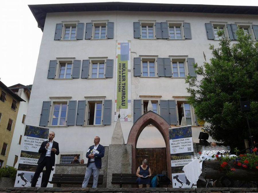 Rassegna Müller Thurgau incontra San Patrignano