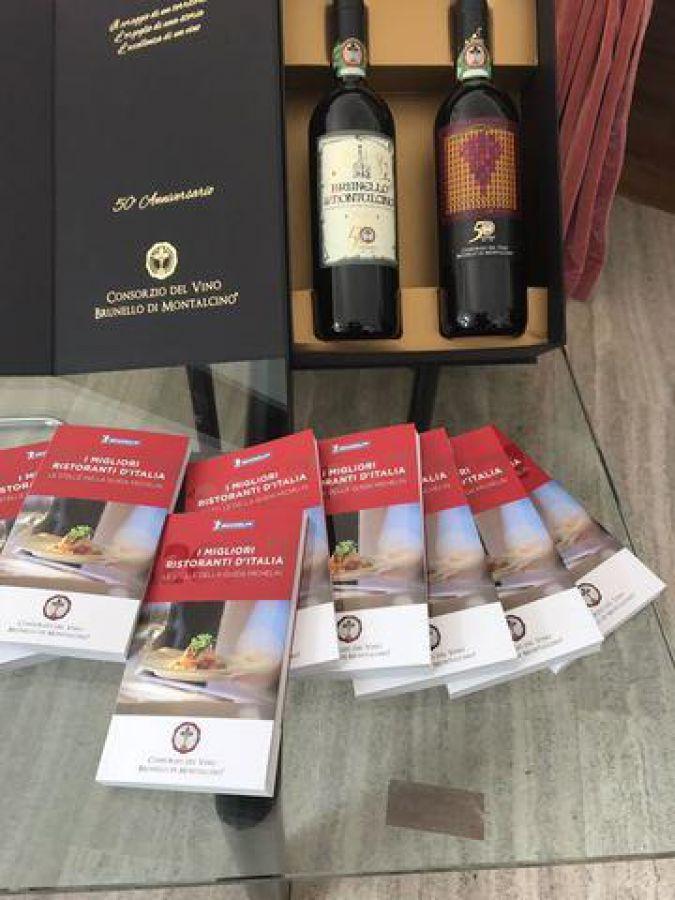 Michelin & Robert Parker Wine Advocate
