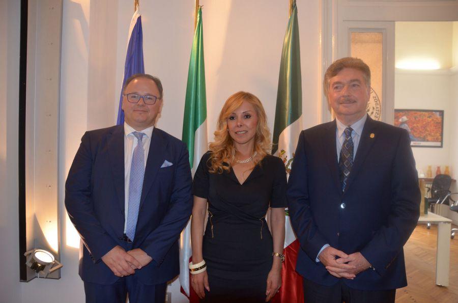 Nuovo accordo Uiv-Messico per sinergia tra filiere del vino