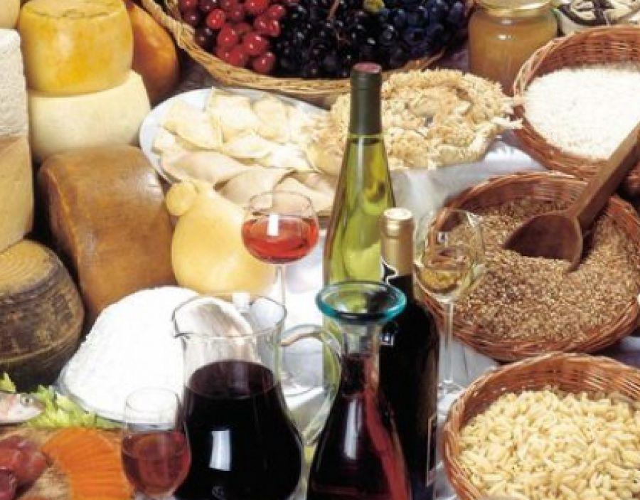 Italia prima al mondo per prodotti agroalimentari di qualità
