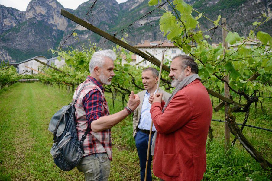 """RAI2: riparte """"Signori del vino"""""""