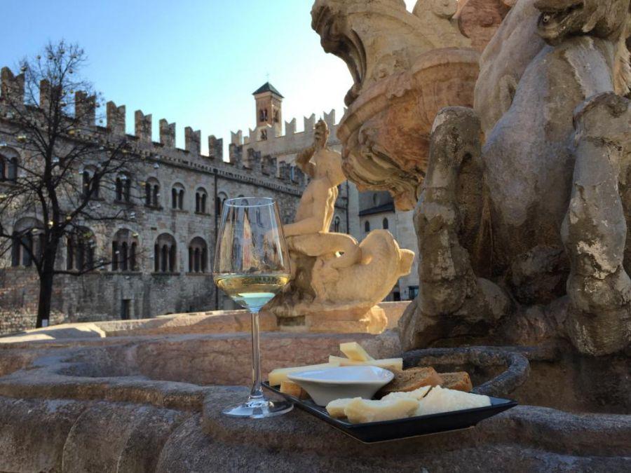 Viaggio di gusto tra i palazzi storici di Trento