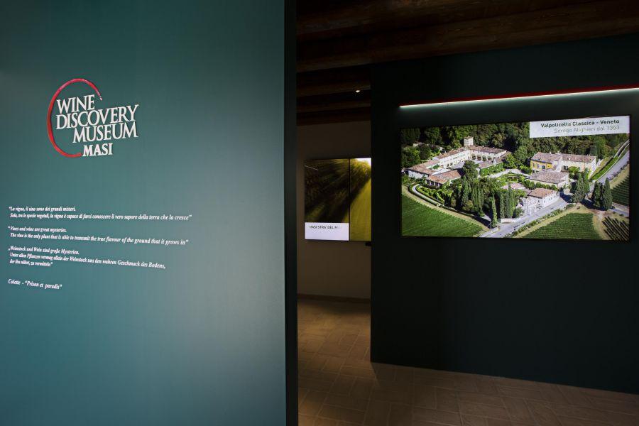 Nasce il Masi Wine Discovery Museum