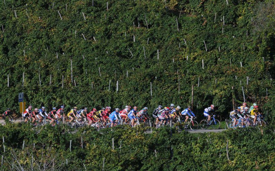 Prosecco Cycling, brindisi da record su due ruote