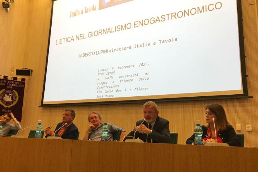 L'etica nel giornalismo enogastronomico