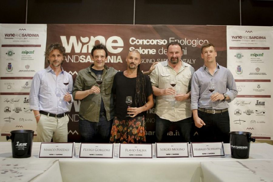 Wine and Sardinia 2017, i vini vincitori