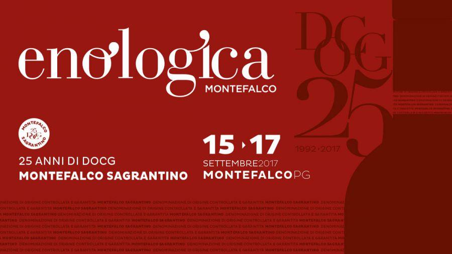 Enologica 2017, festa per i 25 anni del Sagrantino Docg
