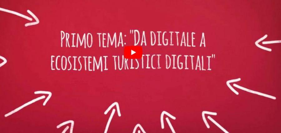 Ecosistemi Digitali: aumentano i turisti internauti