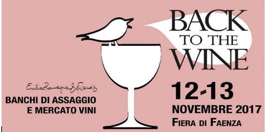 """II edizione di """"Back to the Wine"""""""