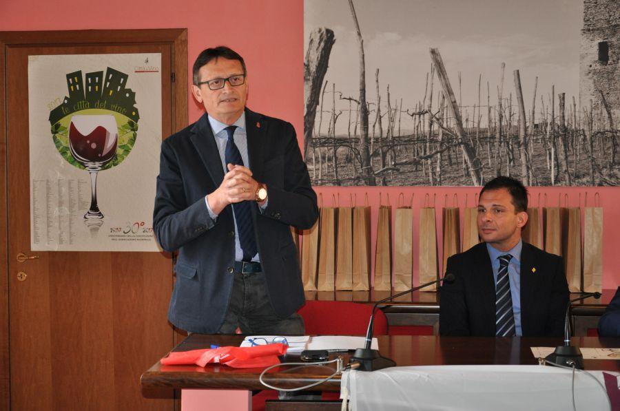 Stefano Vercelloni nuovo Vice Presidente dell'Associazione nazionale Città del Vino