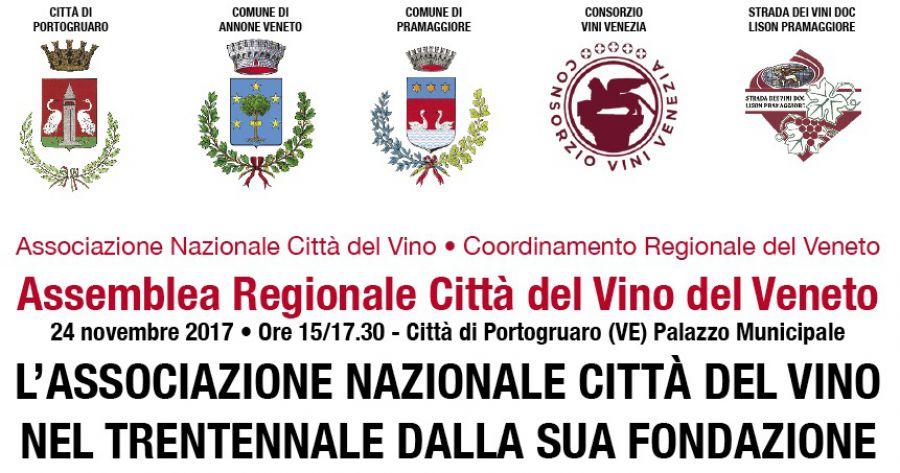 Assemblea Città del Vino del Veneto
