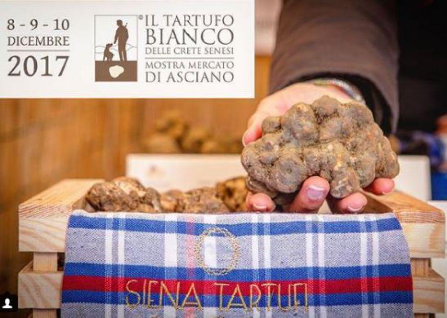 I vini di Gaiole in Chianti abbinati al tartufo bianco delle crete senesi