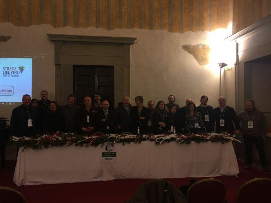 Nasce il Coordinamento Nazionale delle Strade del vino, dell'olio e dei sapori italiane