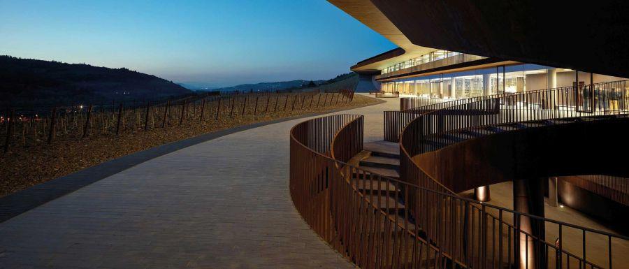 Al via New Art & Wine in Tuscany, percorsi fra vino e grandi architetture per far scoprire il volto contemporaneo della Toscana