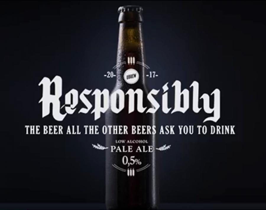 """""""Bere responsabilmente"""" (non) è pubblicità"""