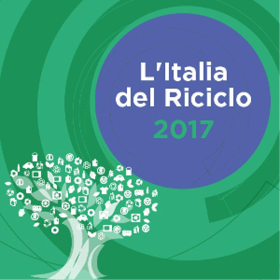 L'Italia del Riciclo 2017