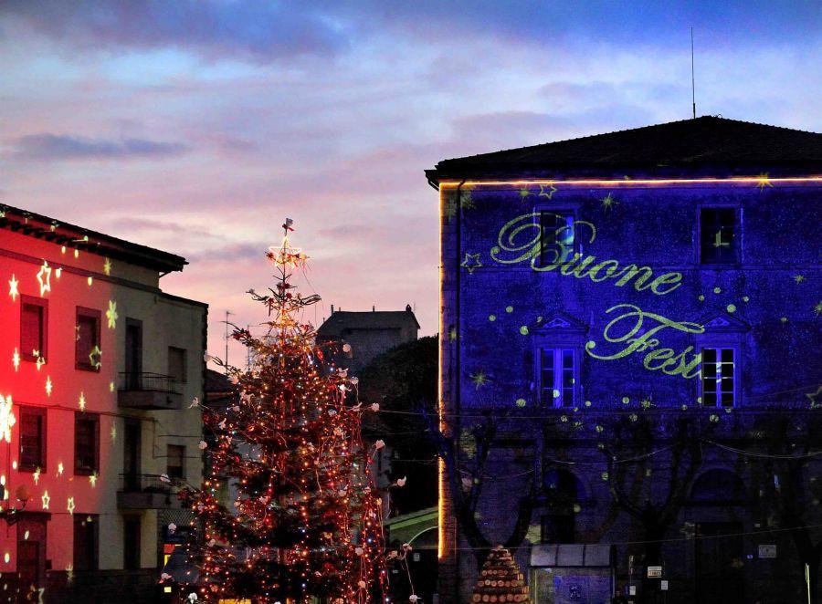"""""""Natale di Luce"""" ad Arcidosso"""